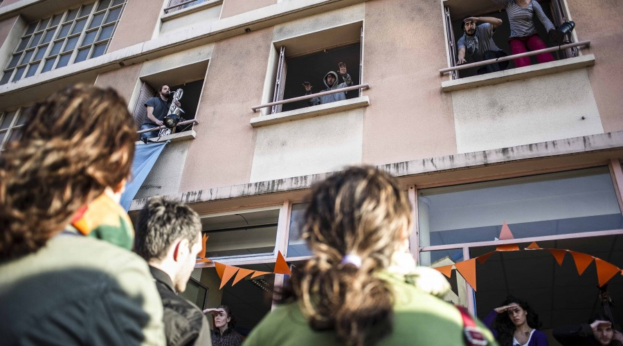LOCAUX MOTIV' INOGURATION – LYON – SOCIAL