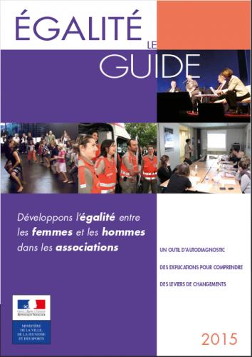 """guide pour l""""égalité hommes-femmes"""