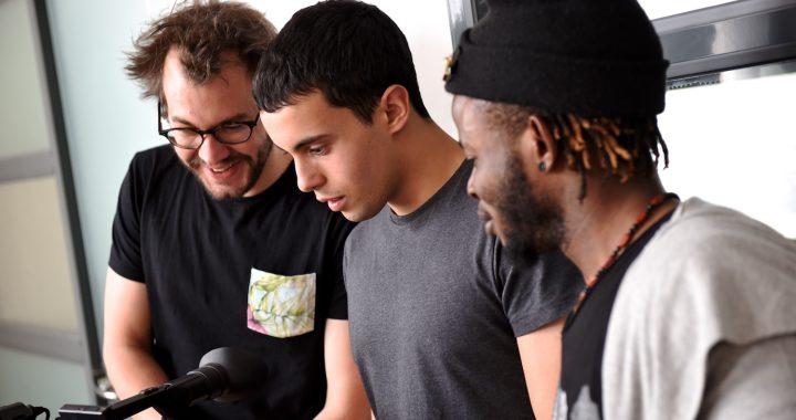 Jeunes en atelier cinéma