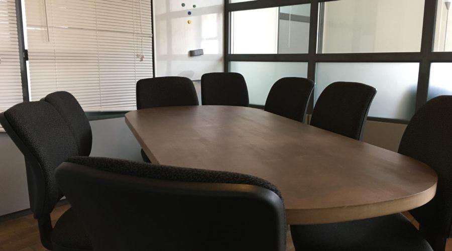 Salle de réunion 8 places