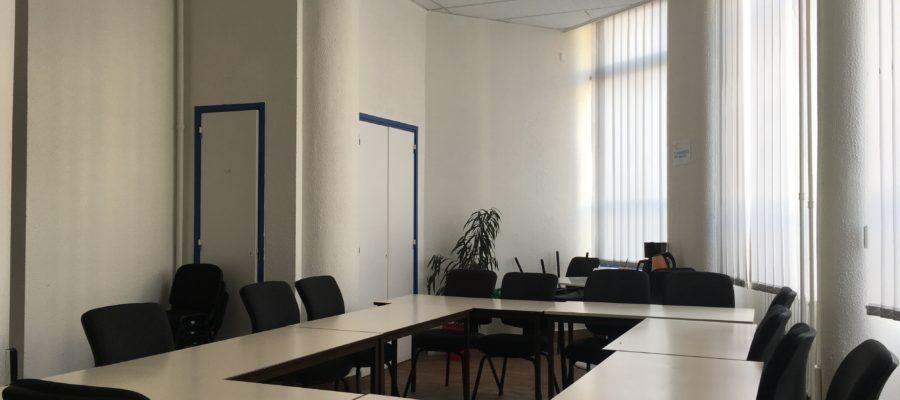 Salle de réunion 19 places • Vue 2/2