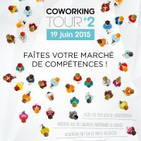 Coworking Tour #2 : faites votre marché de compétences !