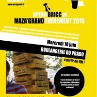 Maza'Grand Evènement : mazapéro bricolage & signalétique de récup' avec la BriCC !