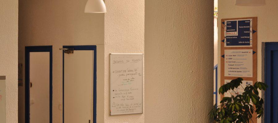 Le Hall de Locaux Motiv'