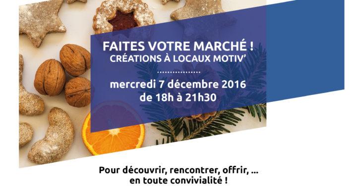 7 décembre - Ventre privée à Locaux Motiv'