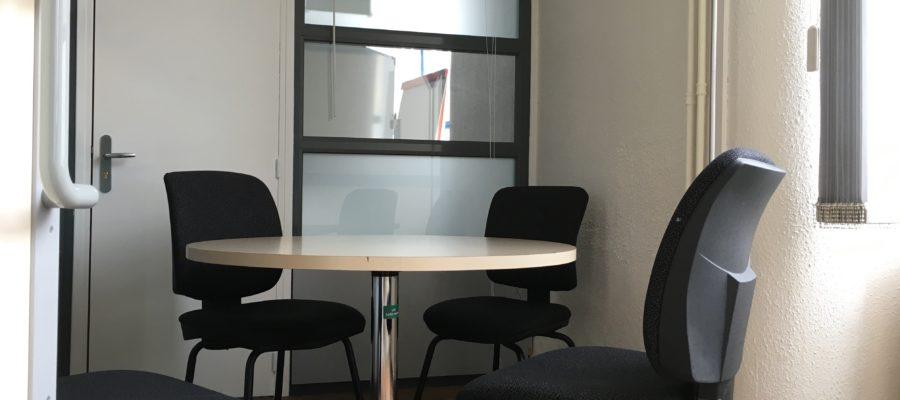Salle de réunion 4 places